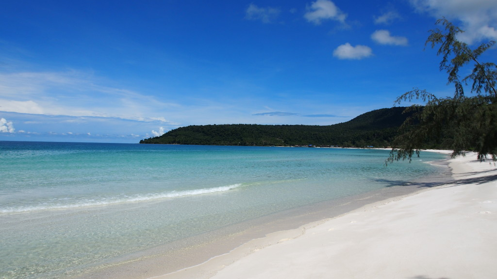 Long Beach - Koh Rong Island