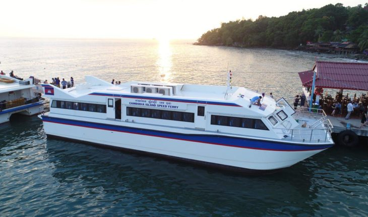 How to Get from Sihanoukville to Koh Rong