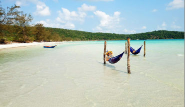 M'Pay Bay Beach koh rong samloem