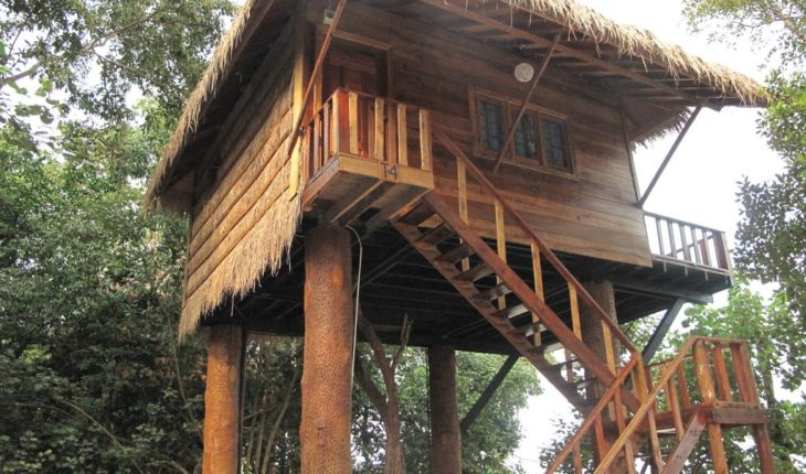 Treehouse Bungalows Koh Rong