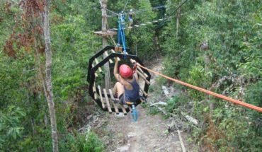 High Point Adventure Park (Koh Rong)